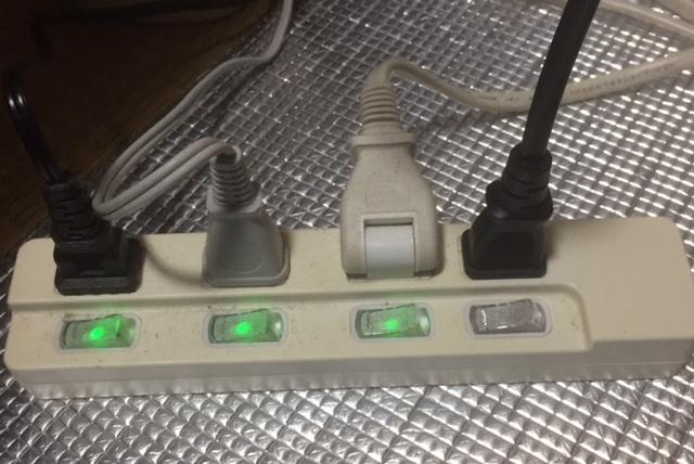 電源タップ