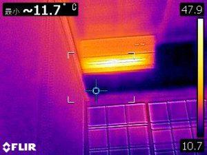暖房熱移動